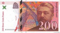 200 Francs EIFFEL FRANCE  1995 F.75.01 TTB+