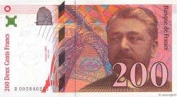 200 Francs EIFFEL FRANCE  1996 F.75.02 pr.SUP