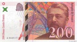 200 Francs EIFFEL FRANCE  1996 F.75.03a TTB+