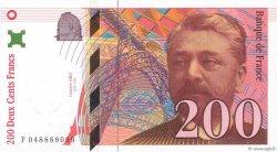 200 Francs EIFFEL FRANCE  1996 F.75.03b pr.NEUF