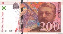 200 Francs EIFFEL FRANCE  1997 F.75.04a pr.SPL
