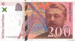 200 Francs EIFFEL FRANCE  1997 F.75.04a SUP+