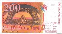 200 Francs EIFFEL FRANCE  1999 F.75.05 SUP