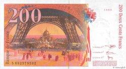 200 Francs EIFFEL FRANCE  1999 F.75.05