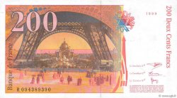 200 Francs EIFFEL FRANCE  1999 F.75.05 SPL