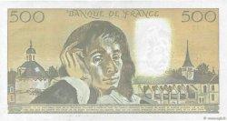 500 Francs PASCAL FRANCE  1993 F.71.51 SUP