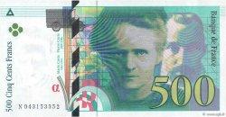 500 Francs PIERRE ET MARIE CURIE FRANCE  2000 F.76.05 pr.NEUF