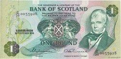 1 Pound ÉCOSSE  1974 P.111c SUP