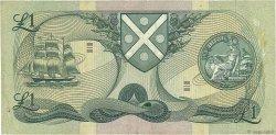 1 Pound ÉCOSSE  1976 P.111c TB
