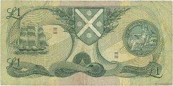 1 Pound ÉCOSSE  1981 P.111e pr.TB