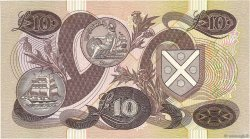 10 Pounds ÉCOSSE  1987 P.113c SPL