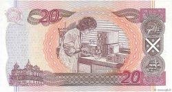 20 Pounds ÉCOSSE  1999 P.121c pr.NEUF