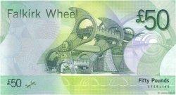 50 Pounds ÉCOSSE  2007 P.127a pr.NEUF