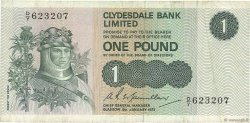 1 Pound ÉCOSSE  1975 P.204c TB+