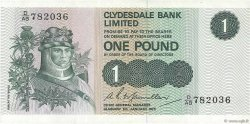 1 Pound ÉCOSSE  1975 P.204c SPL