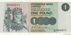 1 Pound SCOTLAND  1978 P.204c ST