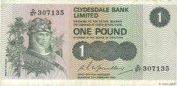 1 Pound ÉCOSSE  1981 P.204c TTB