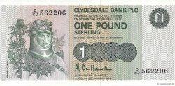 1 Pound ÉCOSSE  1983 P.211b pr.NEUF