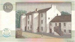 10 Pounds ÉCOSSE  1989 P.214 TTB