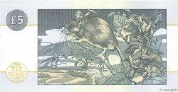 5 Pounds ÉCOSSE  2002 P.218d pr.NEUF