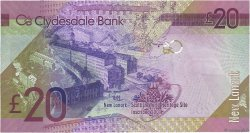 20 Pounds ÉCOSSE  2009 P.229K pr.NEUF