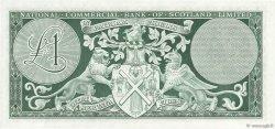1 Pound ÉCOSSE  1961 P.269a NEUF