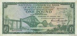 1 Pound ÉCOSSE  1967 P.271a TTB