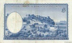 5 Pounds ÉCOSSE  1966 P.272a TTB