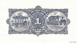 1 Pound ÉCOSSE  1961 P.324b pr.NEUF
