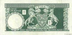 1 Pound ÉCOSSE  1970 P.334a TTB+
