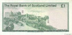 1 Pound ÉCOSSE  1973 P.336a pr.NEUF