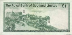 1 Pound ÉCOSSE  1974 P.336a TTB+
