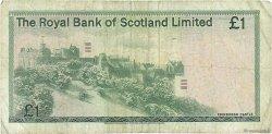 1 Pound ÉCOSSE  1978 P.336a TB