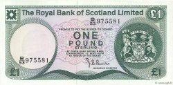 1 Pound ÉCOSSE  1978 P.336a pr.NEUF