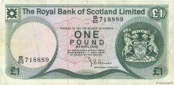 1 Pound ÉCOSSE  1979 P.336a TTB