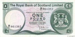 1 Pound ÉCOSSE  1979 P.336a NEUF
