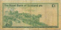 1 Pound ÉCOSSE  1984 P.341b B