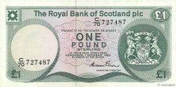 1 Pound ÉCOSSE  1983 P.341b