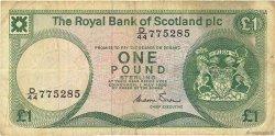 1 Pound ÉCOSSE  1986 P.341Aa pr.TB
