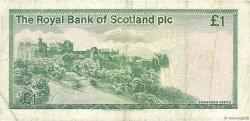 1 Pound ÉCOSSE  1986 P.341Ab TB