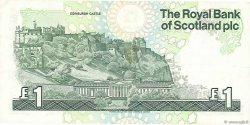 1 Pound ÉCOSSE  1987 P.346a TTB+