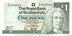 1 Pound ÉCOSSE  1994 P.351c TTB+