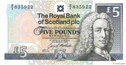5 Pounds ÉCOSSE  1994 P.352b NEUF