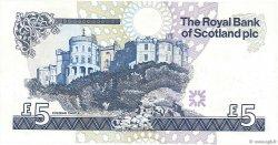 5 Pounds ÉCOSSE  1999 P.352c SUP