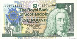 1 Pound ÉCOSSE  1992 P.356a SUP