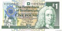 1 Pound ÉCOSSE  1992 P.356a NEUF
