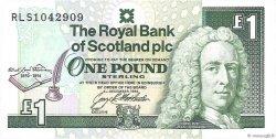 1 Pound ÉCOSSE  1994 P.358a NEUF