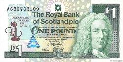 1 Pound ÉCOSSE  1997 P.359 pr.NEUF
