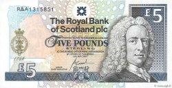 5 Pounds ÉCOSSE  2004 P.363 NEUF