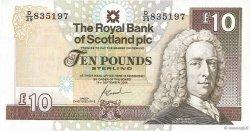 10 Pounds ÉCOSSE  2006 P.353b NEUF